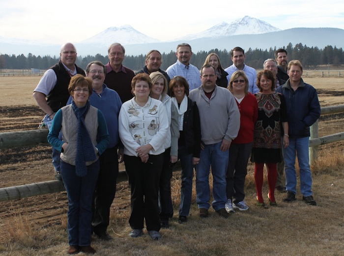 Central Oregon Technology staff — December 2012
